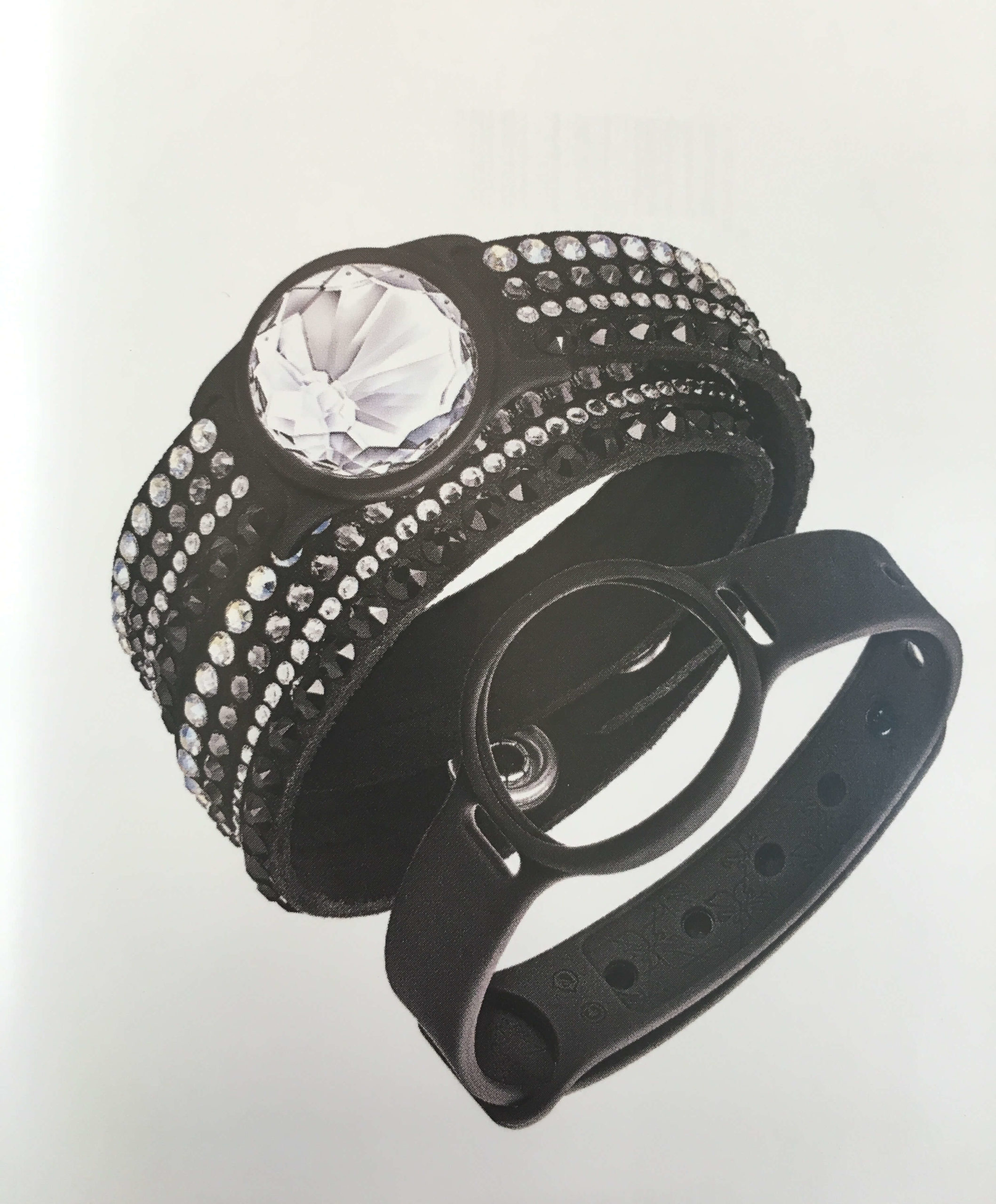 Swarovski Activity Tracker